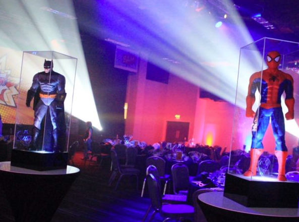 themed corporate event